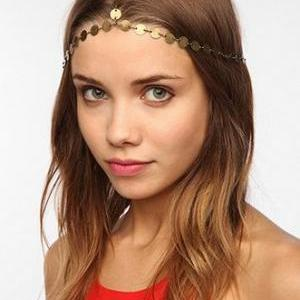 Rouelle DION Headpiece: 3 Strand Co..