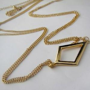Rouelle SHAY Gold Body Chain
